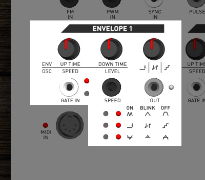 KilpatrickAudio PHENOL Two Envelopes