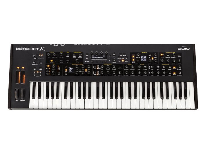 Dave Smith Instruments Sequential Prophet X (店頭展示特価品)