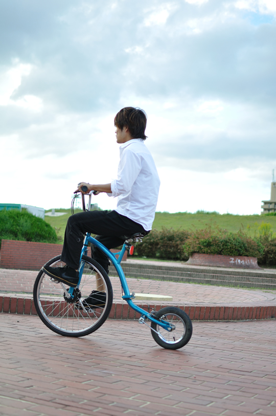 Yodolover vol.4_自転車24