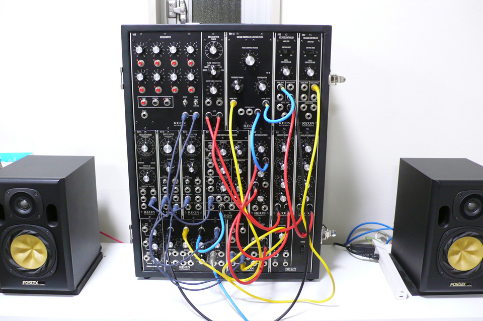 REON M-System C1 modular synthesizer