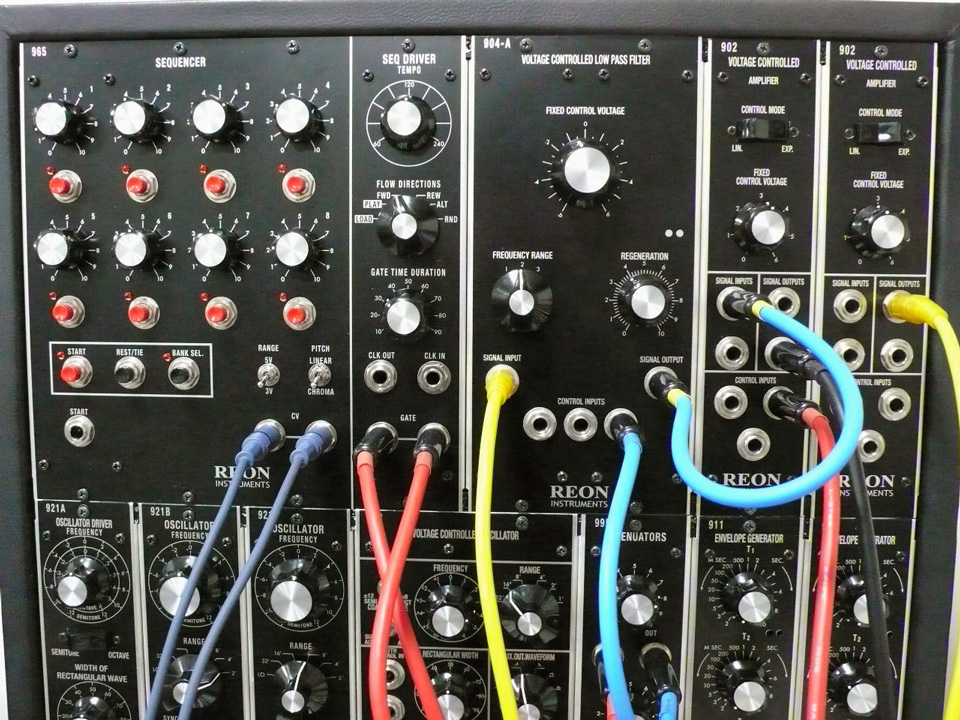 REON M-System C1 modular synthesizer2