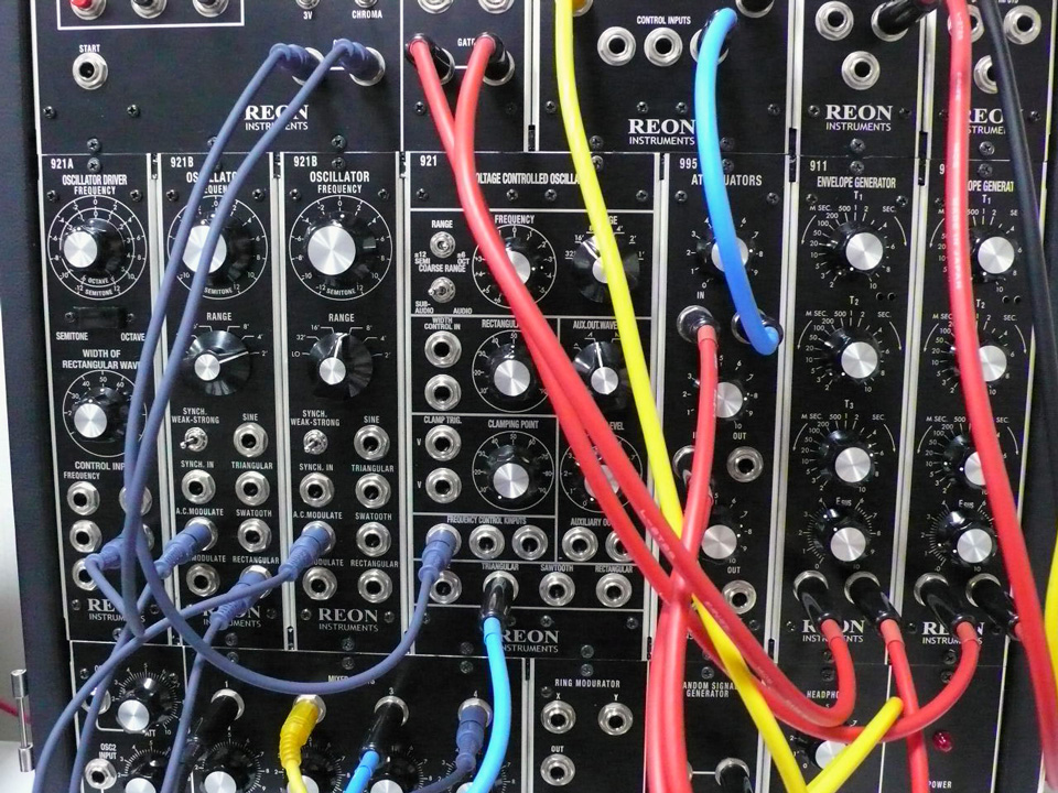 REON M-System C1 modular synthesizer3
