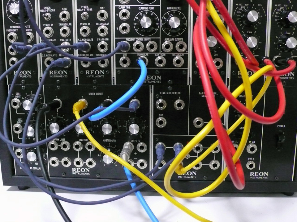 REON M-System C1 modular synthesizer4